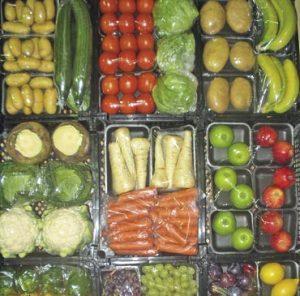 بسته بندی سبزیجات 300x296 - افزایش چاپ پذیری بسته بندی غذایی