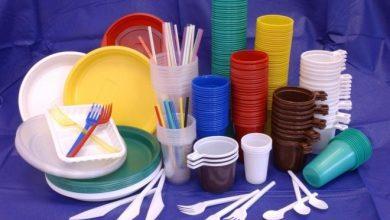 تصویر ظروف یکبار مصرف برای بسته بندی