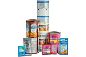 بسته بندی انعطاف پذیر 300x200 - انواع بسته بندی مواد غذایی انعطاف پذیر