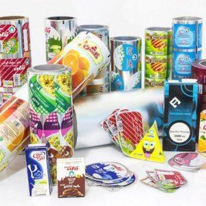 بسته بندی غذایی 1 300x300 - آشنایی مختصری با انواع فیلم های مورد استفاده در بسته بندی