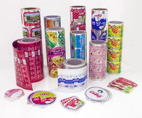 16 - انواع بسته بندی مواد غذایی انعطاف پذیر