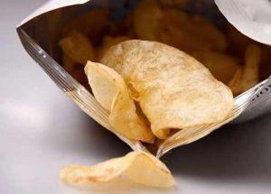 chips 300x215 - انواع بسته بندی مواد غذایی انعطاف پذیر