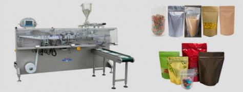 انواع دستگاه های بسته بندی مواد غذایی