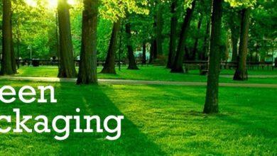 تصویر بسته بندی سازگار با محیط زیست: بسته بندی سبز