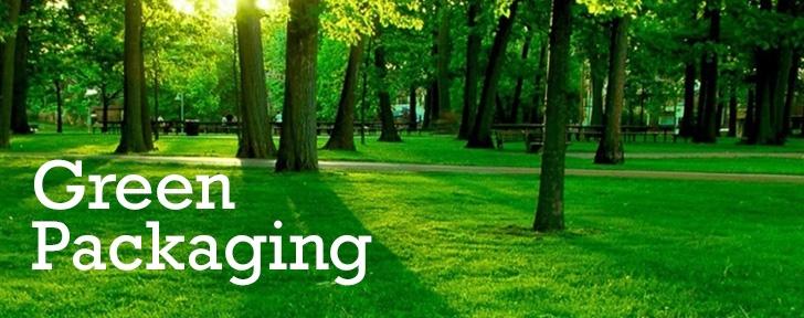 بسته بندی سازگار با محیط زیست: بسته بندی سبز