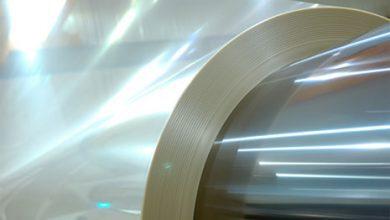 تصویر انواع فیلم پلی استر BOPET همراه با تصویر