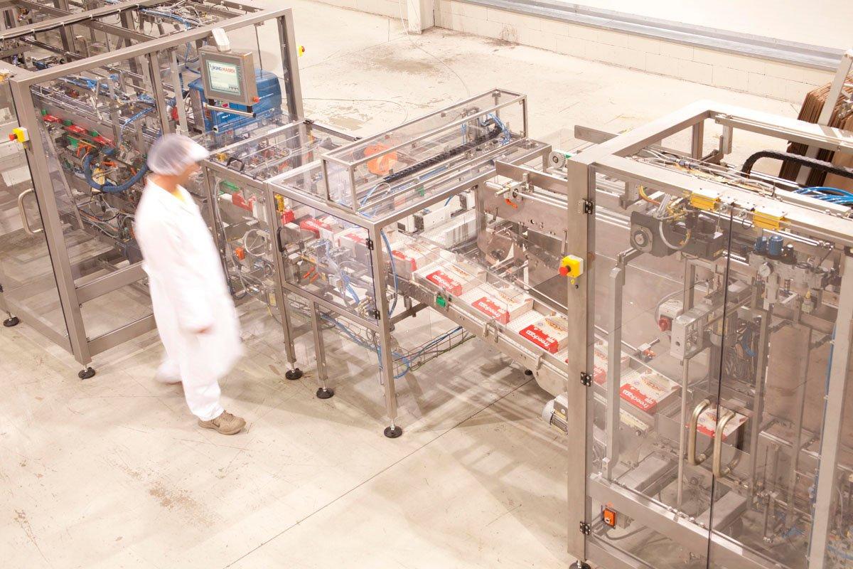 راه ساده صنعت بسته بندی می تواند ظرفیت تولید را افزایش دهد