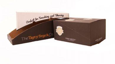 تصویر بسته بندی قفسه ای   جعبه های سفارشی   لوازم بسته بندی