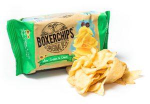 img brand boxerchips flavour sour cream and chive 1 300x208 - بسته بندی برای محصولات و صنایع غذایی