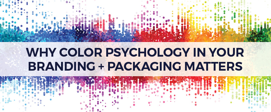 روانشناسی رنگ در برند سازی شما + موارد بسته بندی