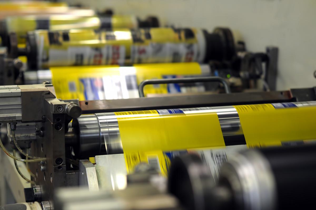 فلکسوگرافی چگونه کار می کند؟