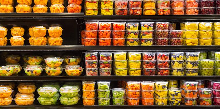 بسته بندی و نگهداری مواد غذایی