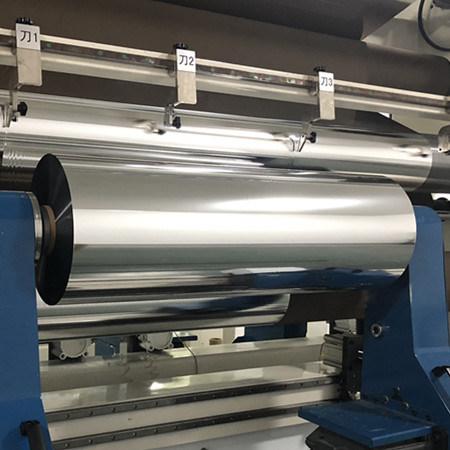 VMPET Metallized Film MPET Laminated Film Packaging Materials - تفاوت فیلم BOPP فیلم BOPET فیلم BOPA چیست؟