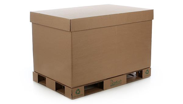 بسته بندی کاغذ و مقوا | بسته بندی با چوب