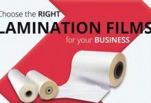 معرفی انواع فیلم پلاستیکی و فویل آلومینیومی برای لمینت