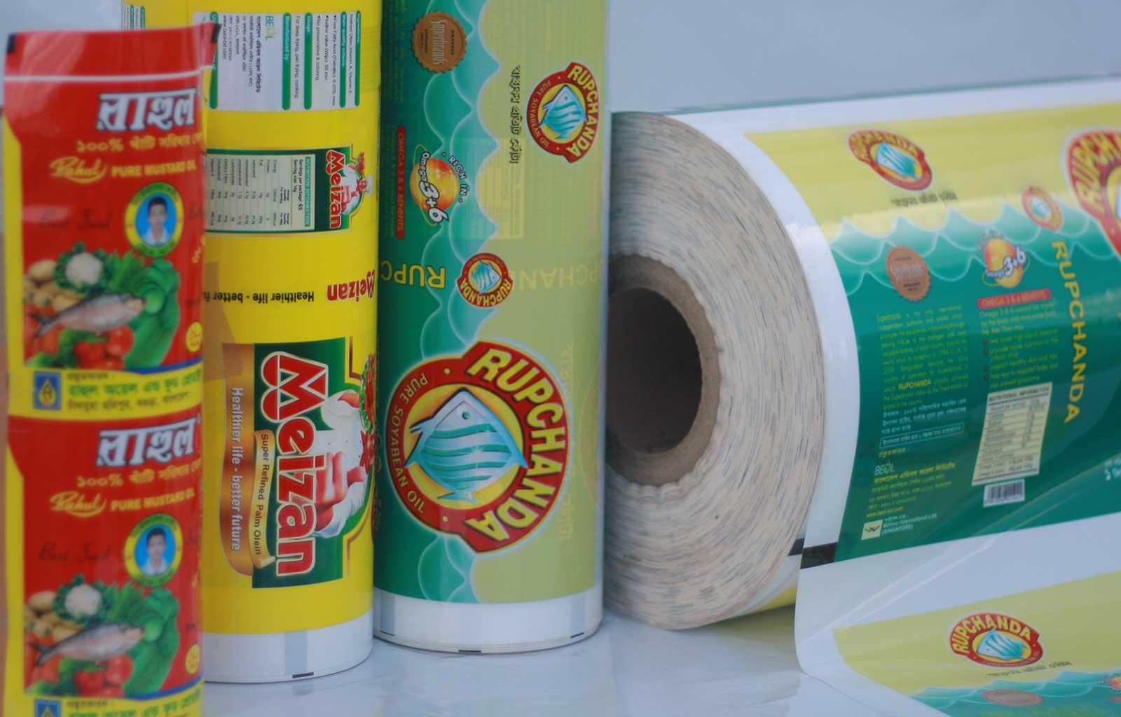 تصویر ۲ ماده برتر جهت استفاده لفاف بسته بندی
