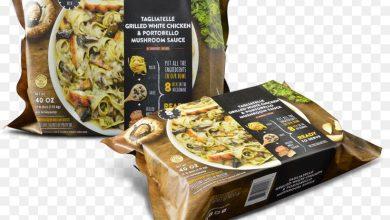 تصویر آینده بسته بندی خودکار مواد غذایی