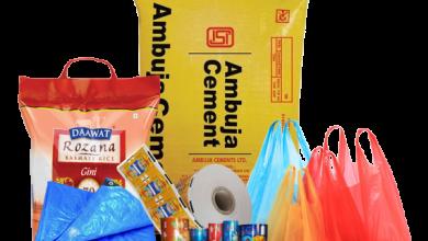 ایجاد بسته بندی پلاستیکی با اکستروژن