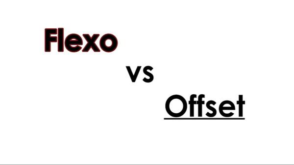 flexooffset - تفاوت و شباهت های چاپ افست و چاپ فلکسو