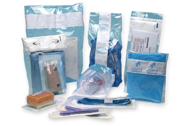 بسته بندی بهداشتی و دارویی با استفاده از پلاستیک