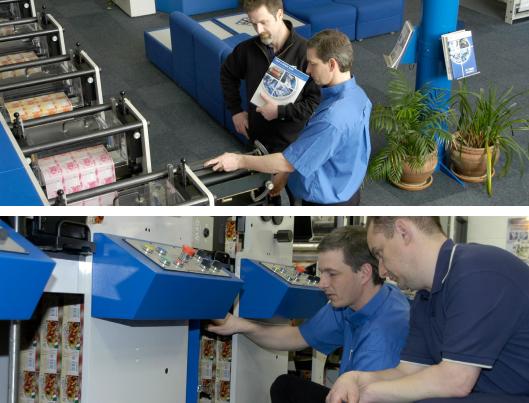 اهمیت آموزش چاپ و بسته بندی قبل از شروع یک پروژه