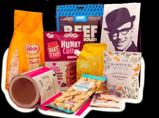 packaging - بسته بندی جوی اصلاح شده و زباله های مواد غذایی