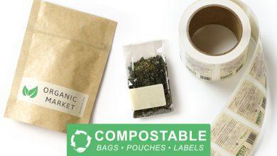 تصویر بسته بندی کمپوست | بسته بندی کاغذ | بسته بندی قابل بازیافت