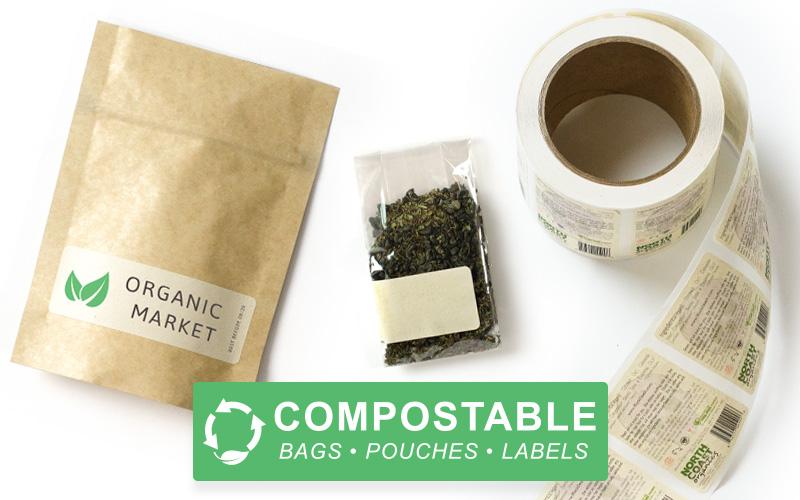 بسته بندی کمپوست | بسته بندی کاغذ | بسته بندی قابل بازیافت