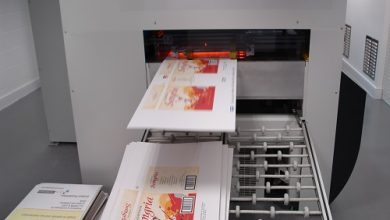 تصویر انتخاب رنگ مناسب جهت چاپ بر روی بسته بندی های راه راه
