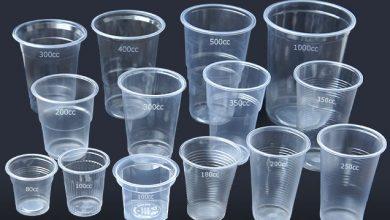 تصویر تولید لیوان یکبار مصرف چگونه انجام می شود؟