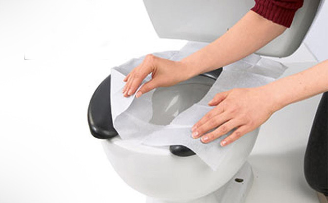 disposable toilet seat covers mi18266 product - پوشش  یکبار مصرف توالت چیست؟