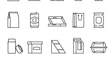 تصویر نگاهی به ویژگی های انواع مواد بسته بندی : BOPP FILM