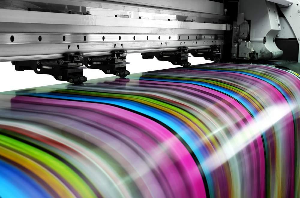 digital printing - تعریف چاپ و بسته بندی : انواع چاپ روی بسته بندی
