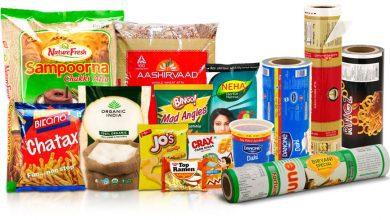 چاپ و بسته بندی مواد غذایی چگونه انجام می شود؟