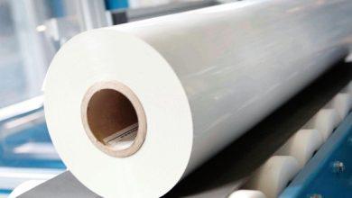 تصویر لمینت چند لایه با فیلم های پلاستیکی