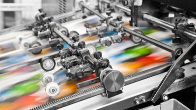 تعریف چاپ و بسته بندی : انواع چاپ روی بسته بندی